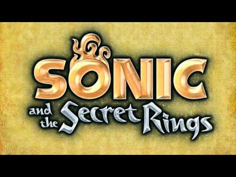 The White of Sky - Sonic and the Secret Rings [OST]
