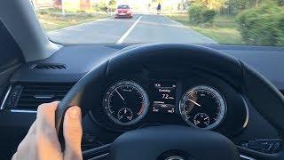 Škoda Octavia FL 2.0 TDI with DSG in depth review and test ride! 4K