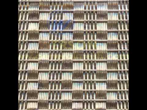window curtain,light curtain,Architectural Wire Mesh curtain | generalmesh sales