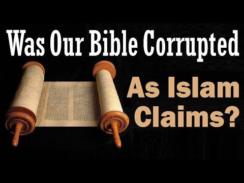 WAS THE JEWISH BIBLE CORRUPTED AS ISLAM CLAIMS? Rabbi Michael Skobac - Jews for Judaism