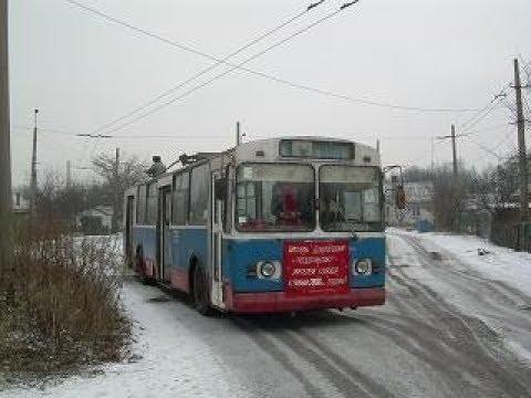 Добропольский троллейбус