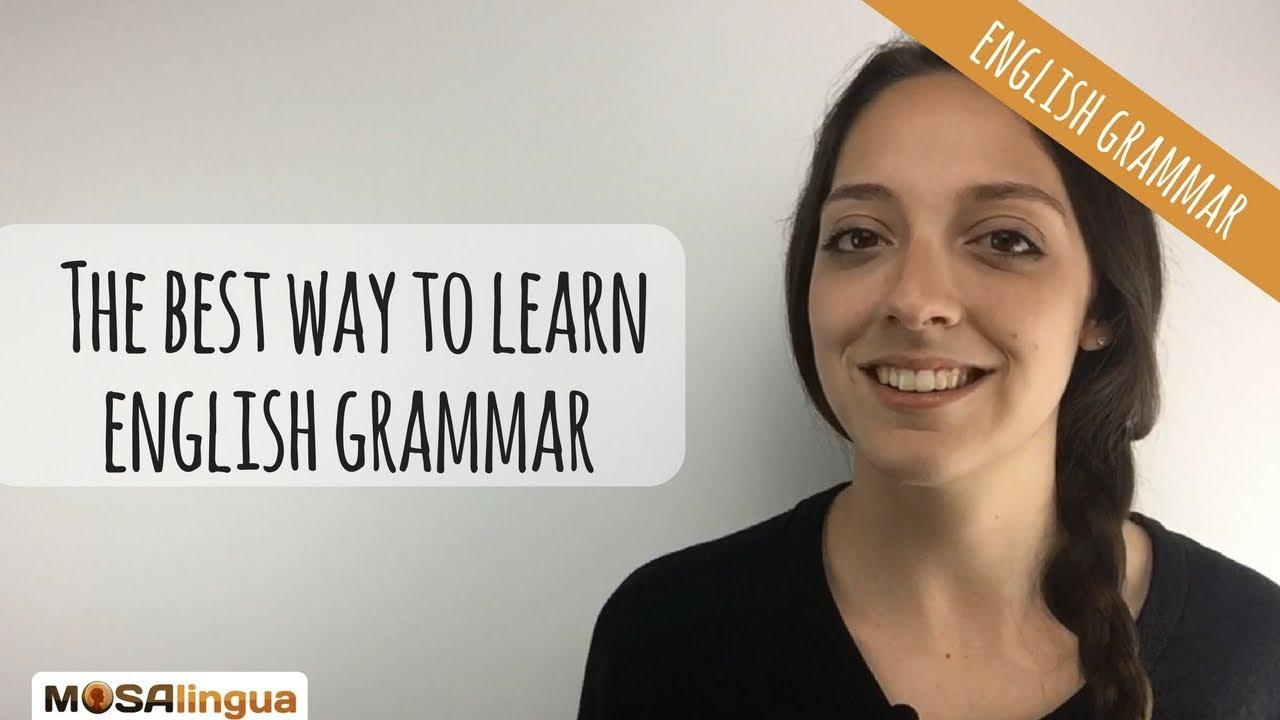 The Best Way to Learn English Grammar   English Grammar Hacks