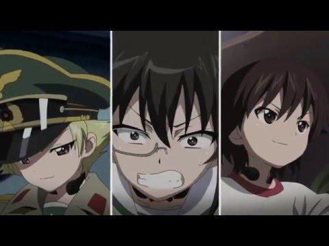 Girls Und Panzer - English Trailer [HD]
