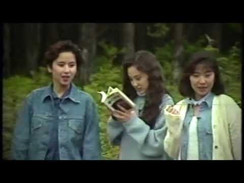 【森林浴】元アイドル・ribbonの3人と小林克也が森で自然とたわむれる♪