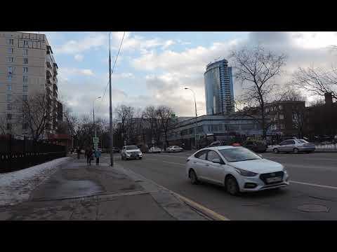 Москва Улица Щепкина 12 марта 2019