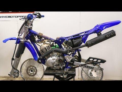 Tuning Up The Yamaha TTR125