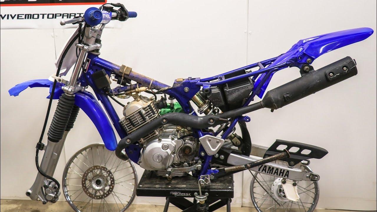 2003 Yamaha Ttr 125 Wiring | Wiring Diagram