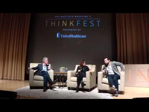 ThinkFest 2016: Sasha Issenberg & Hallie Jackson