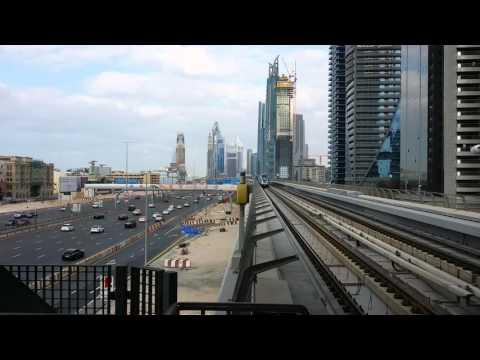 Dubai Metro,  Business Bay Station