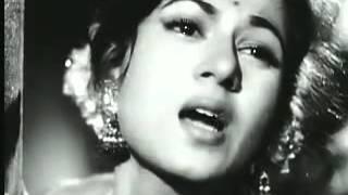 JAANE WAALE SE MULAQUAT NA HONE PAYII  -LATA -SHAKEEL -NAUSHAD - AMAR (1954)