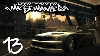 Need For Speed Most Wanted 13 Пора менять имидж