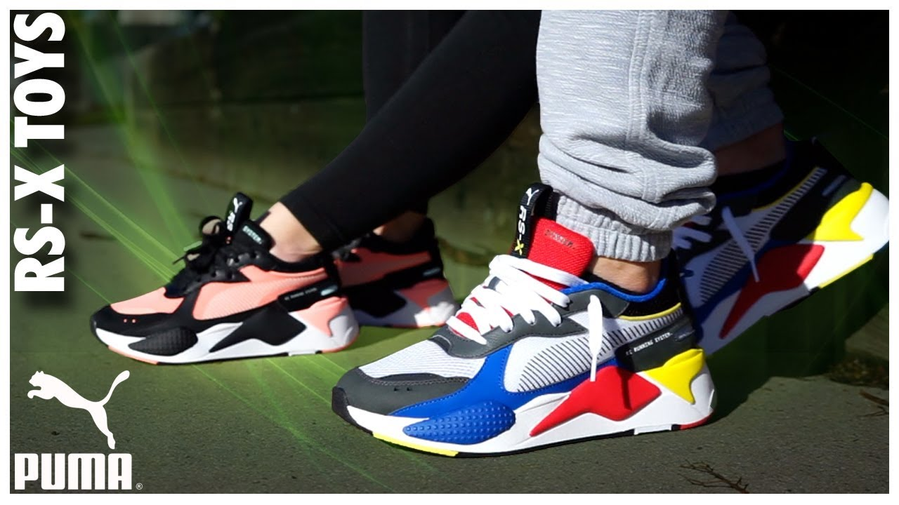 A Detailed Look and Review at the PUMA RS-X Toys - WearTesters