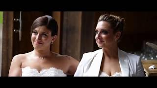 Emotional Same Sex Wedding // Sarah + Beth // Martha's Vineyard Wedding