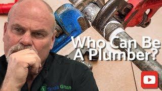 Can Anybody Be A Plumber? - Plumbing Career - The Expert Plumber