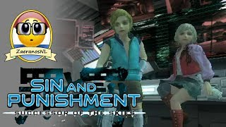 Gameplay: Sin and Punishment Successors of the Skies [Wii]