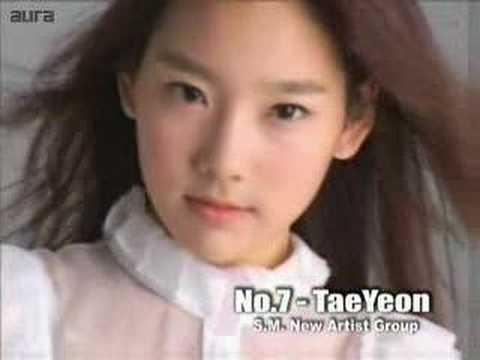 [S.M. New Artist Group]No.7 - TaeYeon