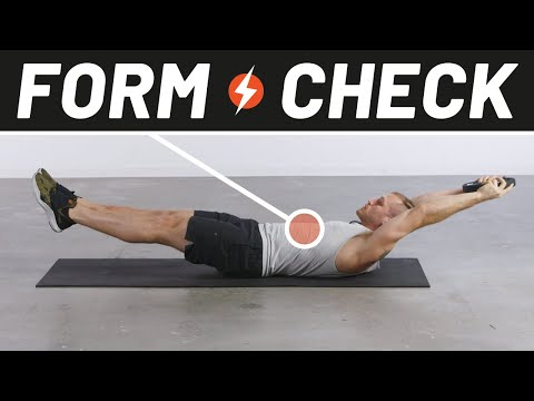How to Perfect Your Hollow Hold | Form Check | Men's Health