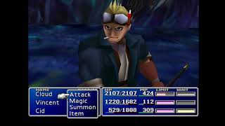 Final Fantasy VII [Parte 11]