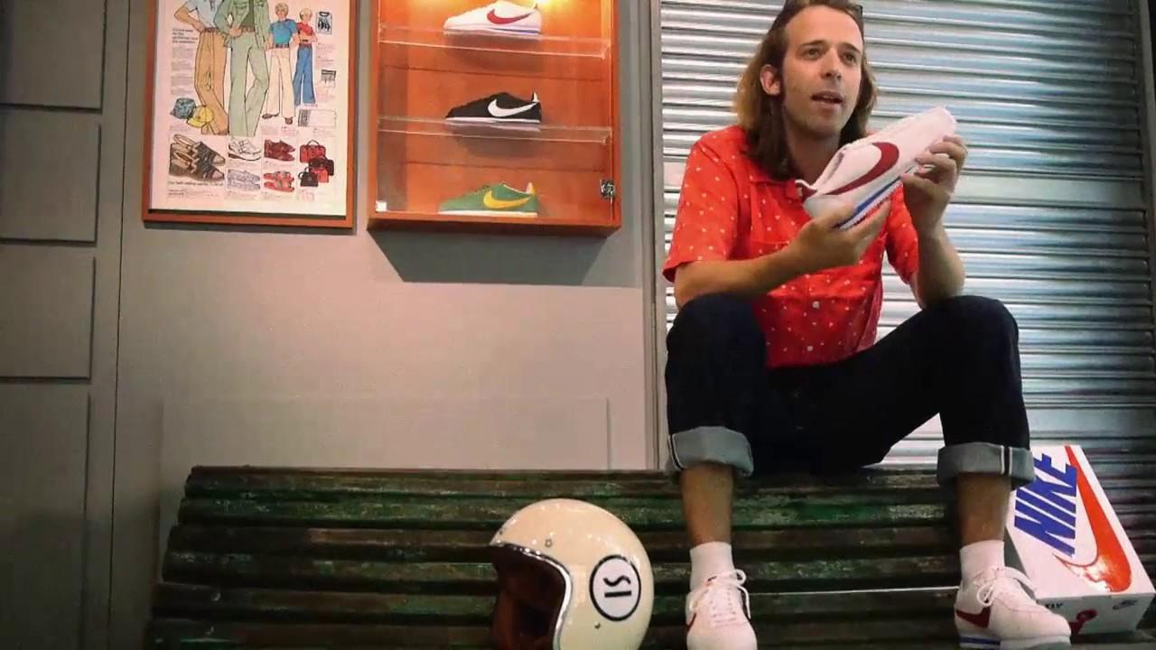 En otras palabras fusible Más  SVD Premium Service. Celebrating 45 years of Nike Cortez - YouTube