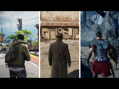 Top 10 INSANE High Spec PC Games with the BEST GRAPHICS (PART 1 in Hindi) thumbnail