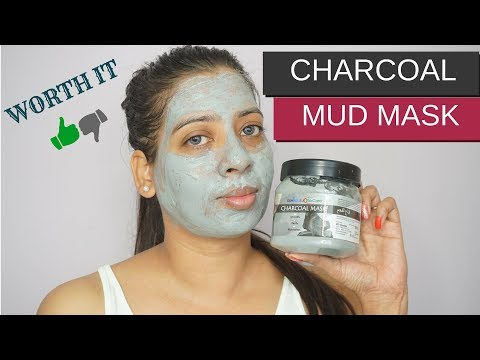 Biocare Charcoal Mud Mask Does it work/Review and Demo for Charcoal Mask.