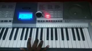 Idu Enna Maayam Tamil Keyboard Notes (A Walk To Remember Theme)