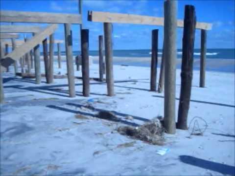 SEASIDE HEIGHTS, NEW JERSEY post-Hurricane Sandy WALKING TOUR 11-3-2012