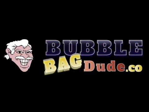 Bubblebagdude Bubble Bags