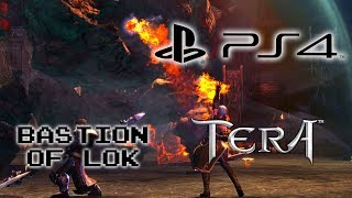 Bastion of Lok (Lancer POV) | TERA PS4 Open Beta