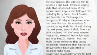 Bing Crosby - Wiki Videos