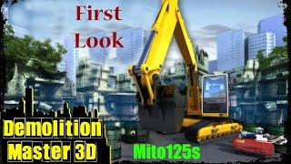 Demolition Master 3D w/FaceCam