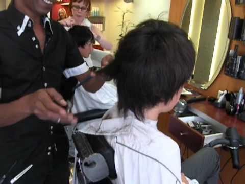 Métamorphose Salon De Coiffure techinque de coupe homme - métamorphose coiffure - ploermel