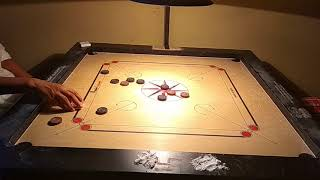 Carrom suspense and well finish