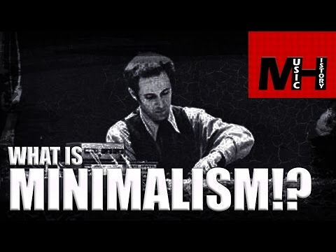 Minimalism [MH]