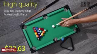 Mini Pool Set Billiard Ball Table Game - Gearbest.com