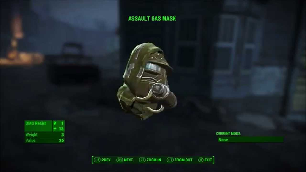 how to get liquid gas in fallout 4