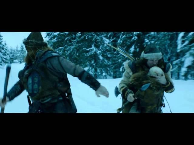 Birkebeinerne Trailer - På kino 12. februar 2016