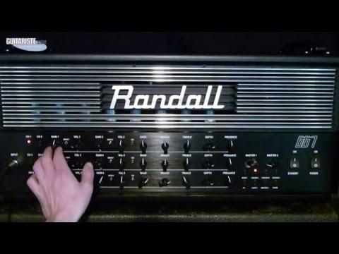 Randall Thrasher 667