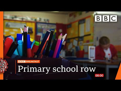 Covid-19: Row over schools intensifies 🔴 @BBC News live - BBC