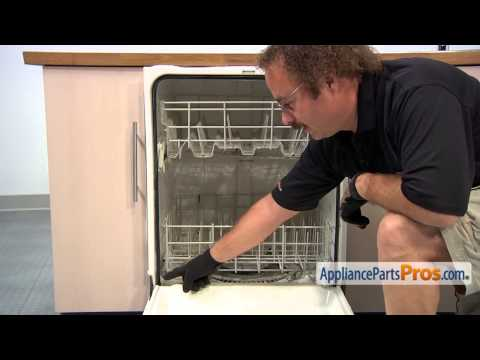 Dishwasher Gasket And Strike Kit (part #W10542314) - How To Replace