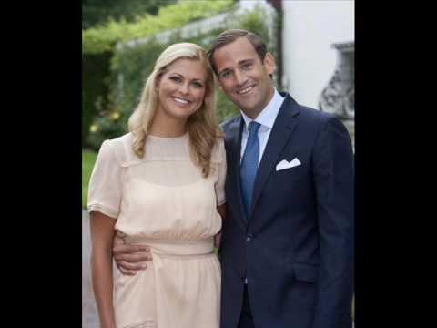 Princess Madeleine and Jonas Bergstrom