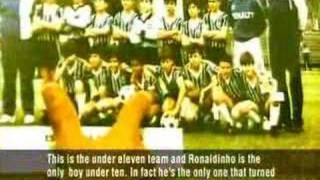 Feliz Aniversário Ronaldinho Gaúcho