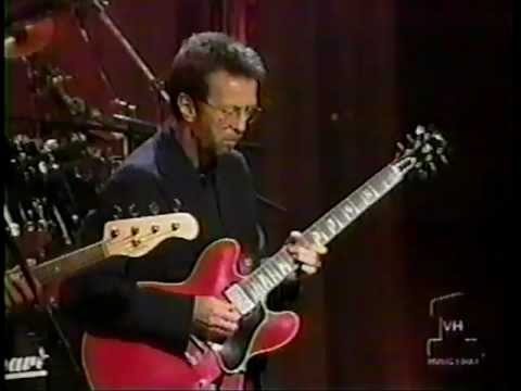 Dr. John & Eric Clapton - Right Place, Wrong Time  1996