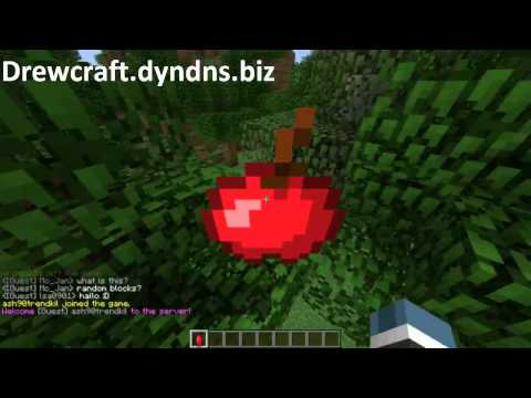Public Server Launch - Drewcraft.dyndns.biz!