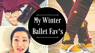 MY FAVORITE #WINTER #BALLET GEAR + WEAR | BLOCH SLIM-EZ | effortless ruth Thumbnail