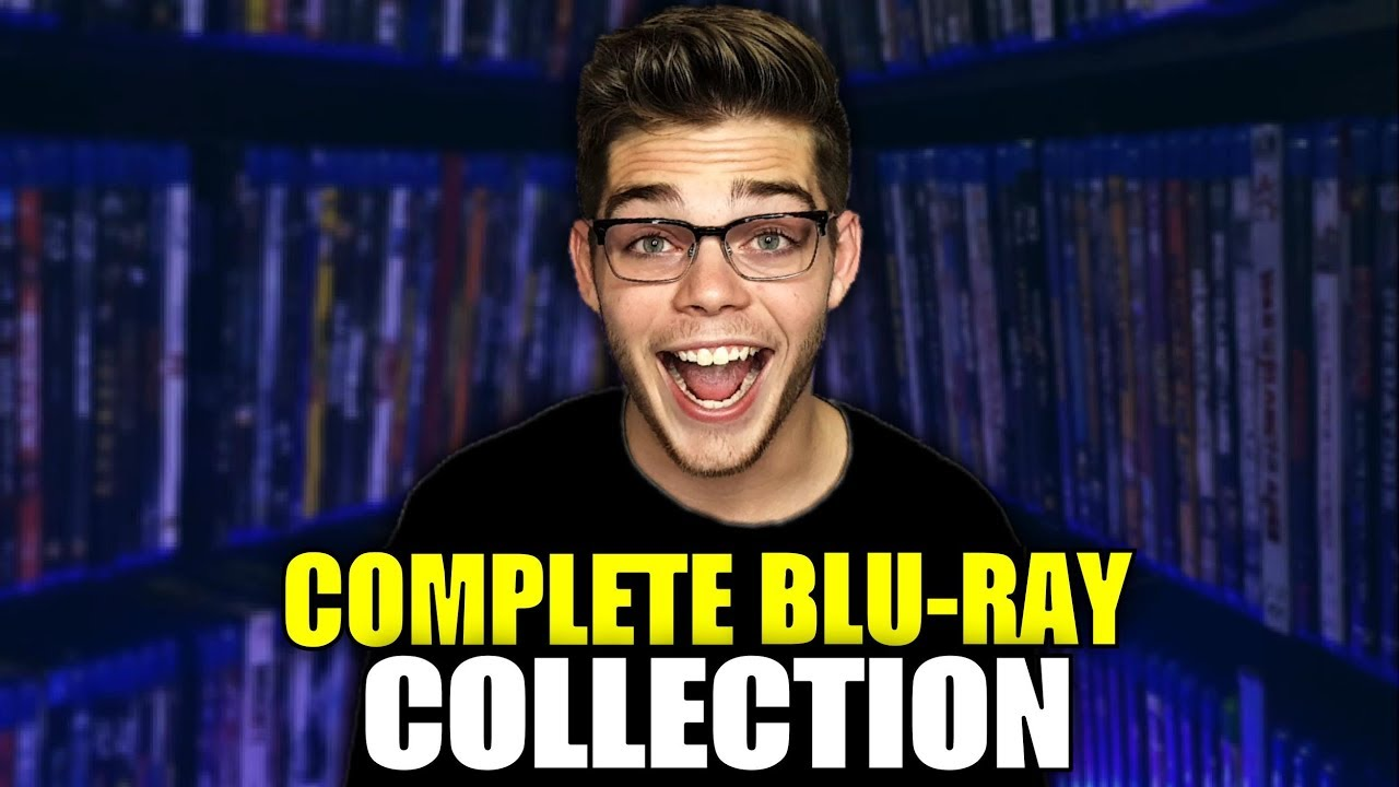 Download Complete Blu-Ray Collection (OVER 600!)