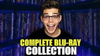 Complete Blu-Ray Collection - 2017 (OVER 600!)