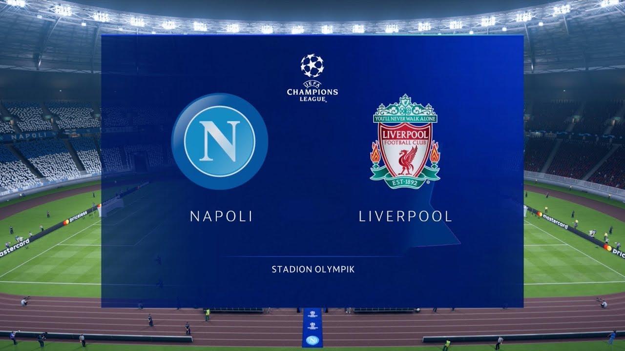 Download Napoli vs Liverpool | UEFA Champions League - UCL | 03.10.2018