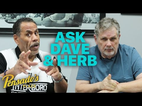 Ask Dave and Herb - Pensado's Place #337