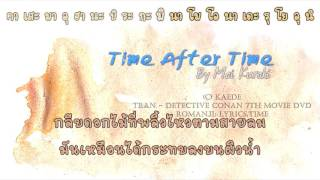 [TH Sub] Mai Kuraki - Time After Time | Detective Conan The Movie 7